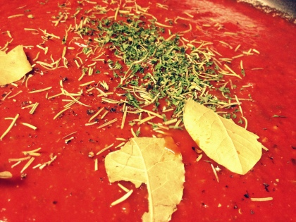 Albóndigas_Salsa de tomate picasa