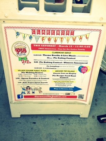 Cartel_Pie Festival Claremont picasa