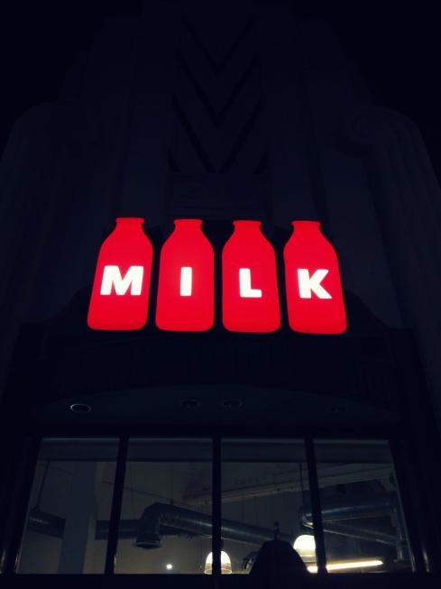 Milk picasa