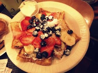 French Toast para desayunar