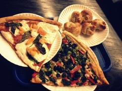 Pizza neoyorquina