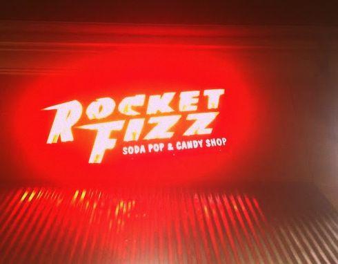 Para los golosos… un pedacito de cielo en Irvine: RocketFizz