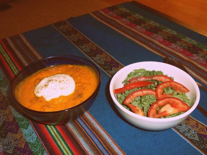 Sopa marroquí de zanahoria – Moroccan CarrotSoup