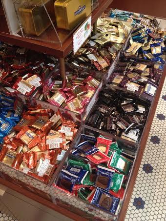 Chocolate Guirardelli