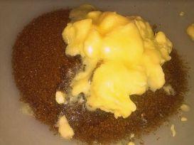 Paso 3 (I): Mezclar la mantequilla y el azúcar