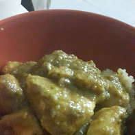 Pollo al curry con leche de coco – Coconut Chicken Curry