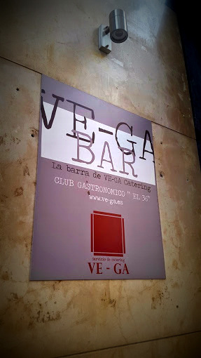Ve-gá Bar entrada