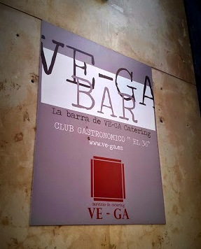 Ve-gá Bar entrada
