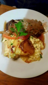 Carne con gratin dauphinois 2