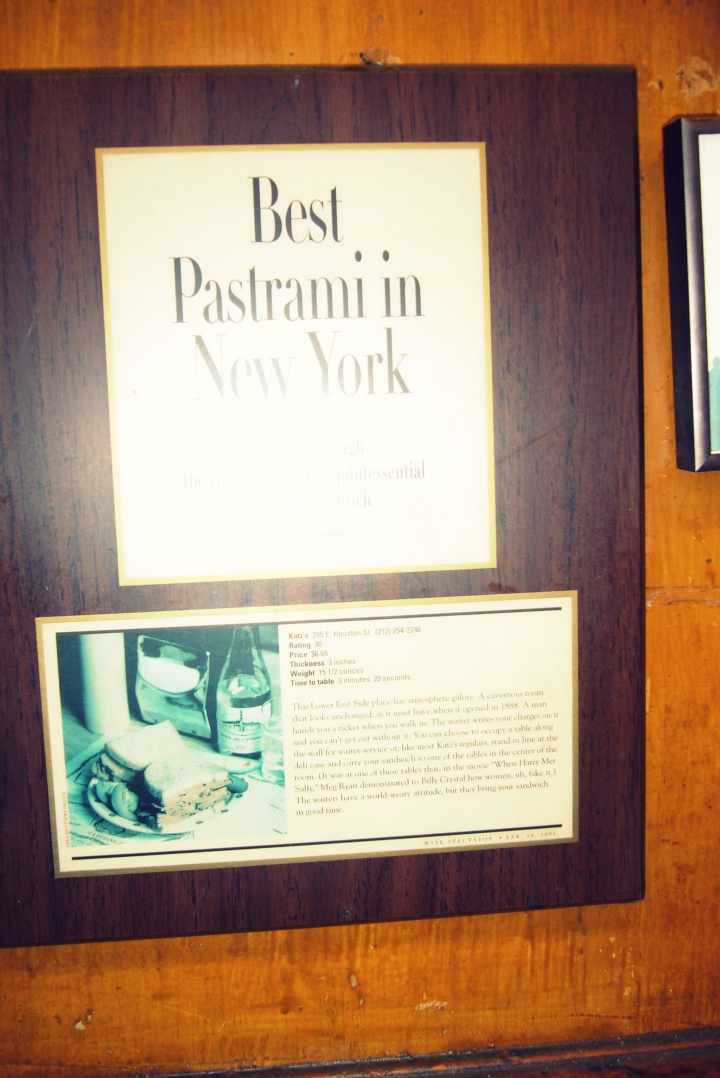 Best Pastrami in New York