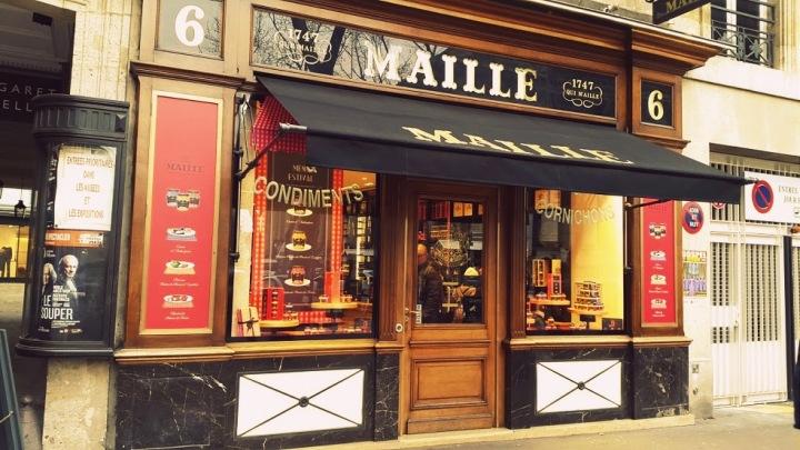 Entrada Maille