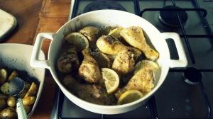 Añadir las patatas