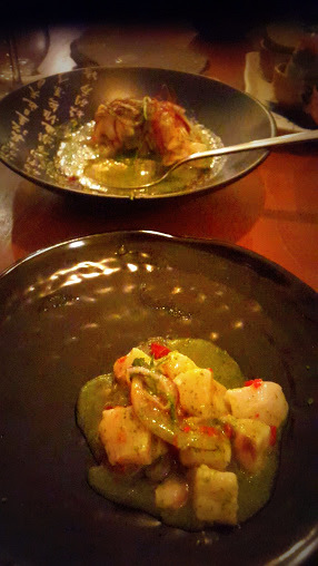 Ceviche thai 2