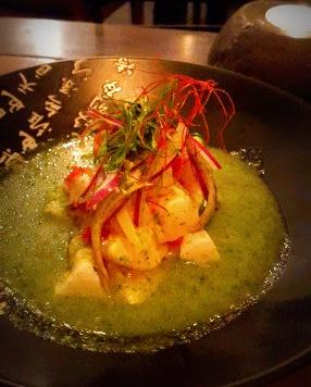 Ceviche thai