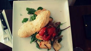Café Oscar -Club Sandwich