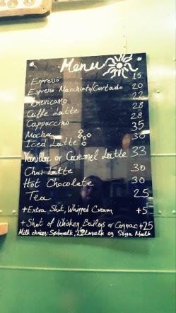 Copenhaguen Street Food - Cafés