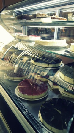 Copenhaguen Street Food - Cheesescake