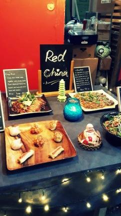 Copenhaguen Street Food - China