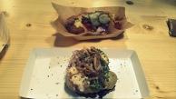 Copenhaguen Street Food - hot dog y smorrebrod