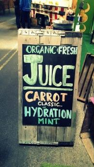 Copenhaguen Street Food - Juices
