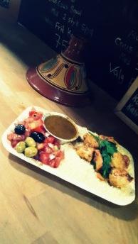 Copenhaguen Street Food - Marruecos