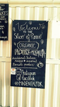 Copenhaguen Street Food - Slice of Rome