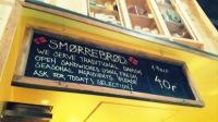 Copenhaguen Street Food - Smorrebrod