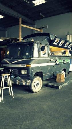 Copenhaguen Street Food - truck 3