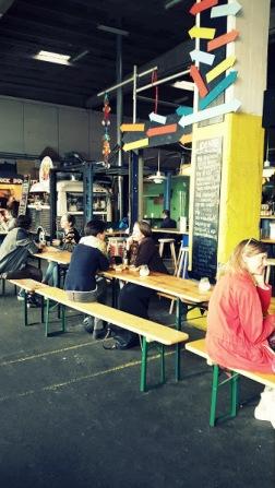 Copenhaguen Street Food