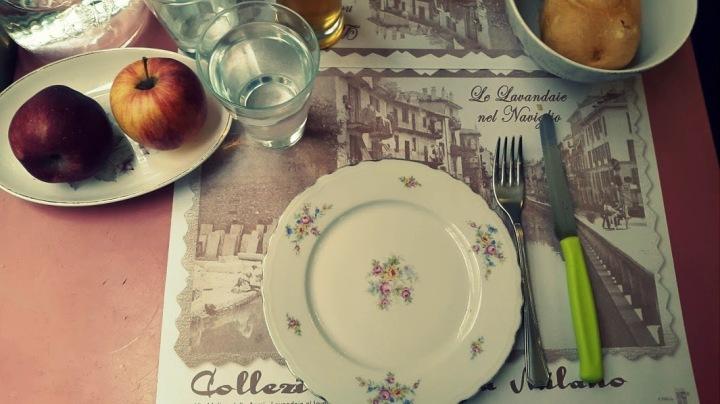 Risoelatte, como en casa(Milán)