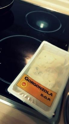 Cuña de gorgonzola