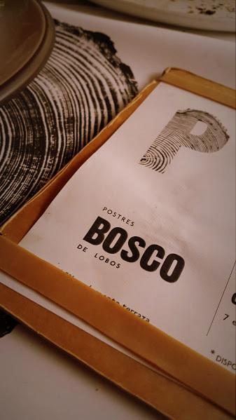 Comiendo entre libros… en Bosco de Lobos(Madrid)