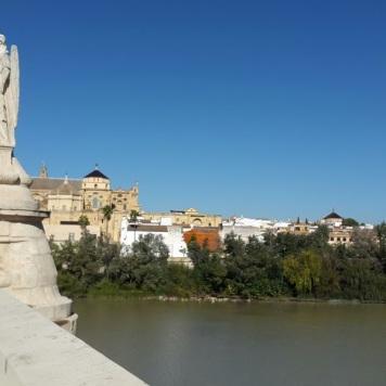 Vistas desde el puente romano