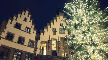 Árbol de Navidad - Frankfurt