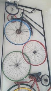 Decoración - bicis