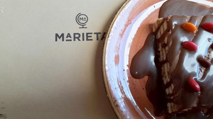 Todo el día, todos los días:Marieta