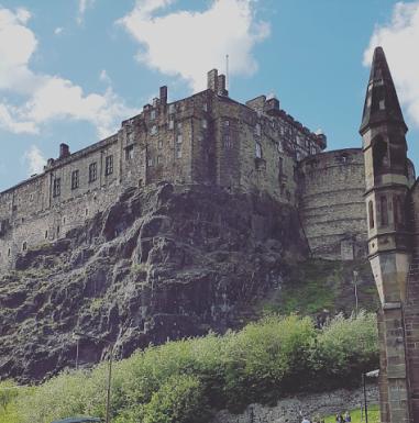 Castillo de Edimburgo 2