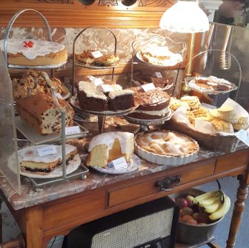 Clarinda's Tea Room 2