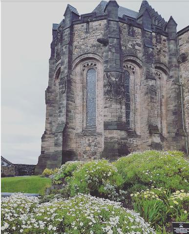 Memorial - Castillo de Edimburgo