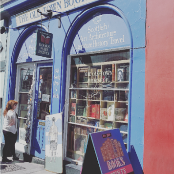 The old Town Bookshop 2