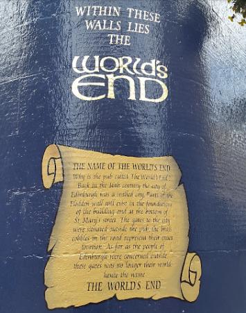 The World's End - historia