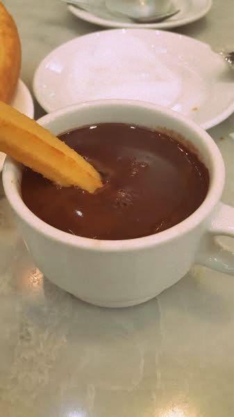Paso 2- Directo al chocolate