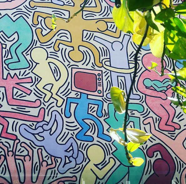 Muro Haring 2