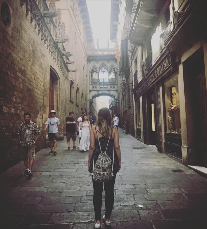 Hoy más que nunca,Barcelona