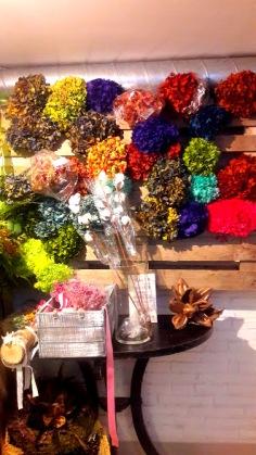 Flores Taller