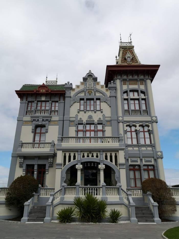Hotel Villa Rosario 2