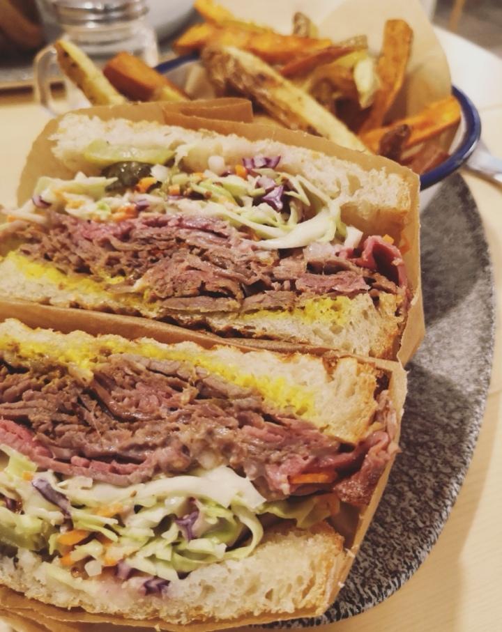 Crumb: sándwich como comidagourmet