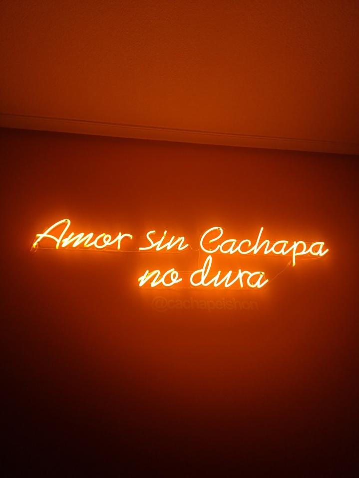 La cosa va de cachapas(Madrid)