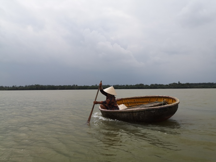 Bote de pescadores - curso de cocina