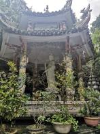 Buda femenina en las Montañas de Mármol